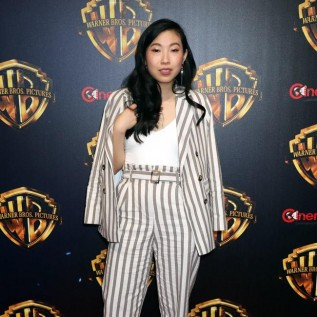 Awkwafina's 'imposter syndrome'