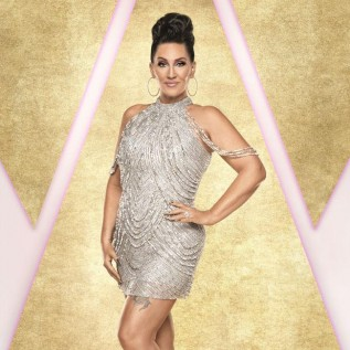 Michelle Visage exits Strictly Come Dancing