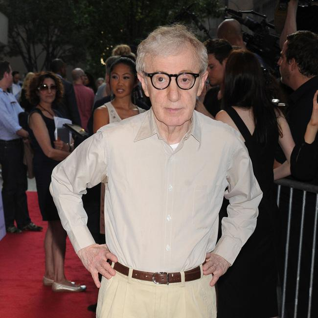 Woody Allen agrees settlement with Amazon Studios