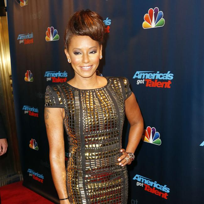 Mel B has no relationship regrets