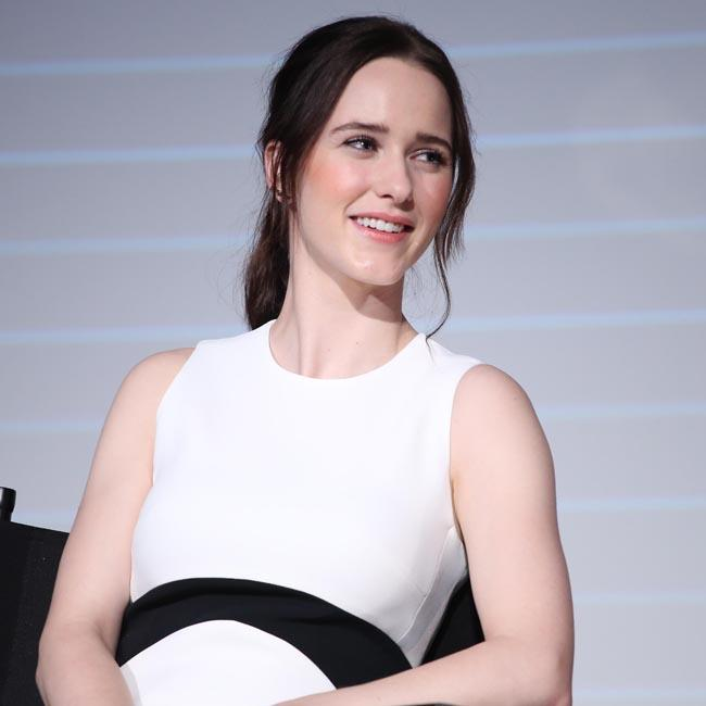 Rachel Brosnahan pays tribute to 'golden weirdo' Brian Tarantina
