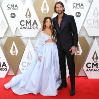 Maren Morris and Ryan Hurd 'thrilled' about pregnancy