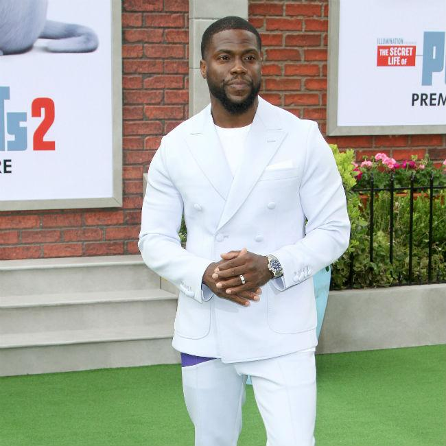 Kevin Hart makes first public appearance at People's Choice Awards since car crash