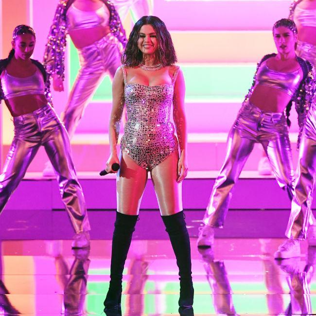 Selena Gomez glad to be back