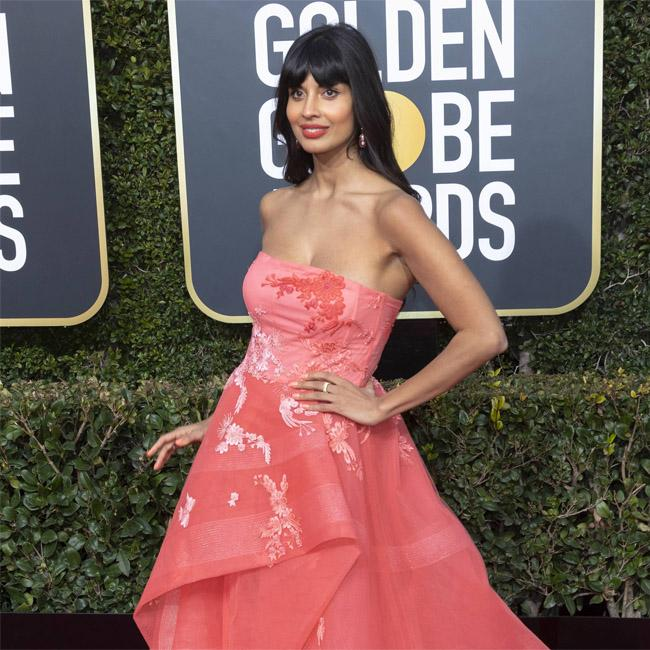Jameela Jamil 'saved' by car accident