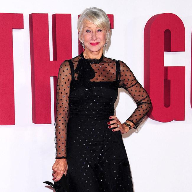 Helen Mirren says Keanu Reeves' new girlfriend is a 'lucky girl'