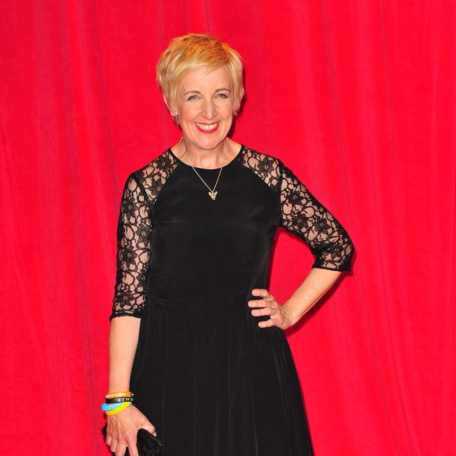 Julie Hesmondhalgh says Dawn French is a 'proper human being'