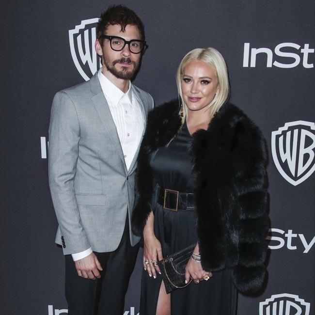 Hilary Duff denies rumours she's already married