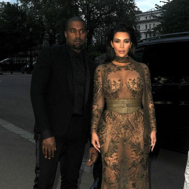 Kim Kardashian West's 'intimate' vow renewal