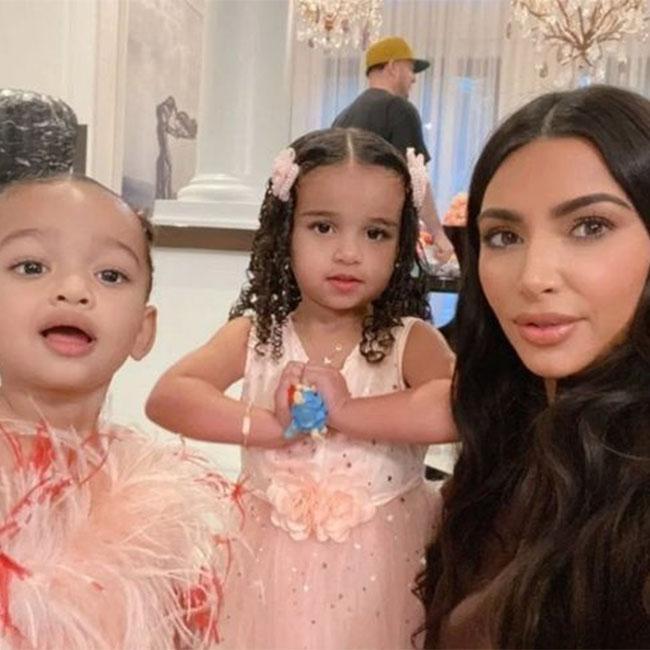 Dream Kardashian celebrates third birthday