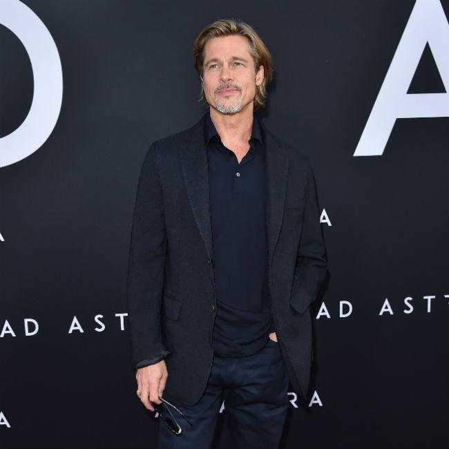 Brad Pitt spent the 90s smoking pot