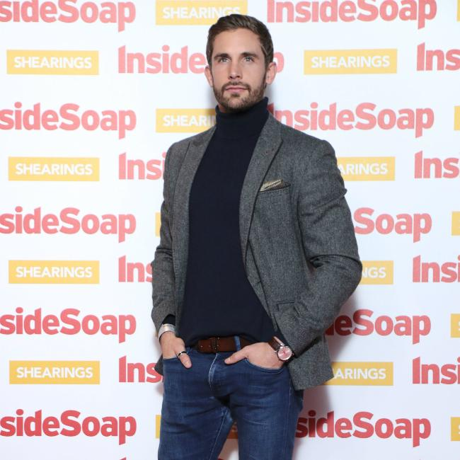Hollyoaks' Adam Woodward collapsed at home after painful fall
