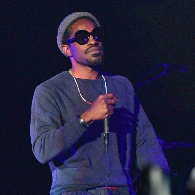 Andre 3000 reveals why he's not making new music
