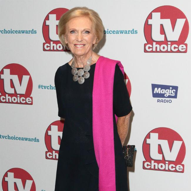 Mary Berry defends the Duchess of Cambridge's cooking skills