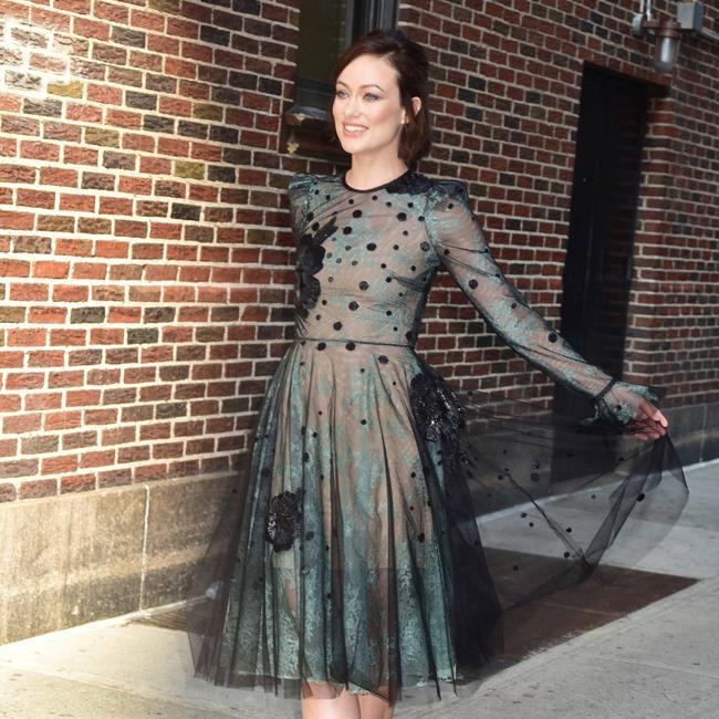 Olivia Wilde defends Richard Jewell movie