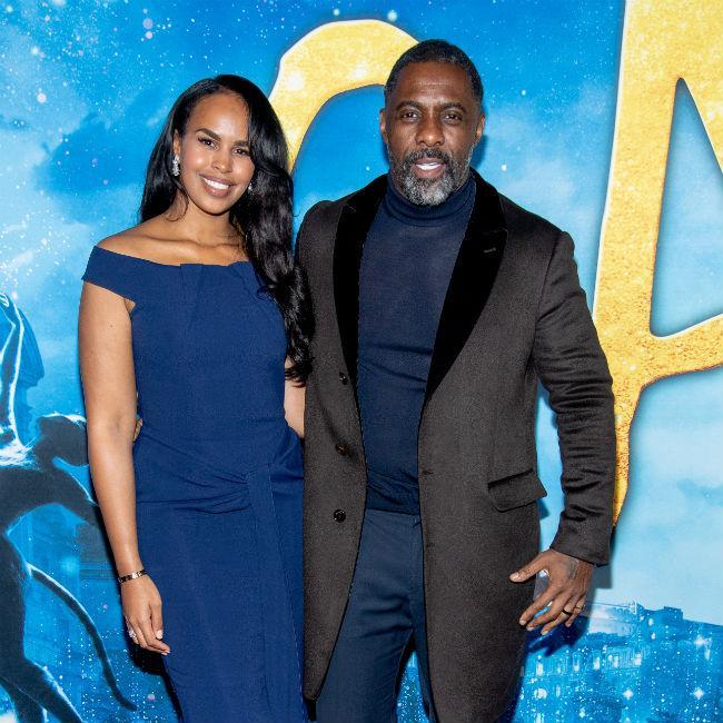 Idris Elba's marriage highlight