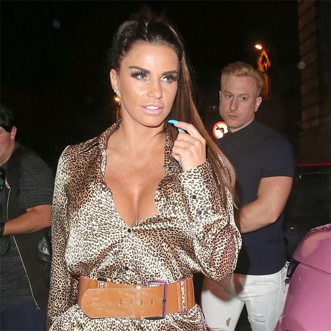 Katie Price begs Dwight Yorke to see son Harvey