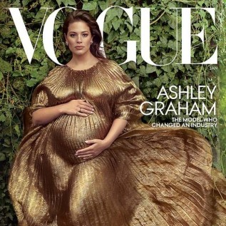 Ashley Graham's career took off after she accepted her body