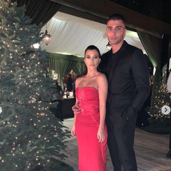Kourtney Kardashian invites ex Younes Bendjima to Xmas Eve party
