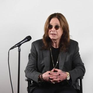 Ozzy Osbourne offers reward for return of late friend's stolen items