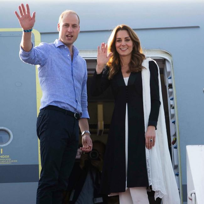 Duke and Duchess of Cambridge 'want their kids to enjoy a normal childhood'