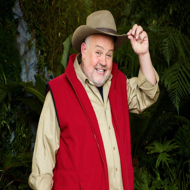 Cliff Parisi booted from I'm A Celebrity… Get Me Out of Here!