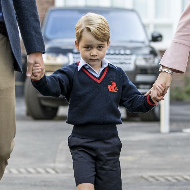 Prince George's Christmas list revealed