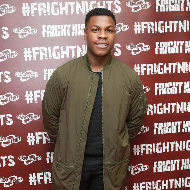 John Boyega wants to make movies like Get Out