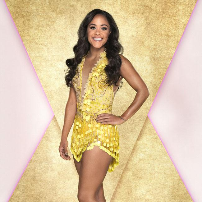 Alex Scott leaves Strictly Come Dancing