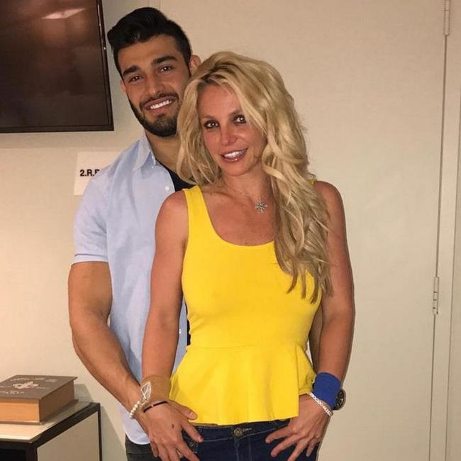 Sam Asghari: Britney Spears is my 'princess'