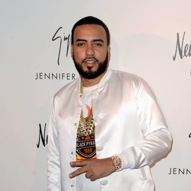 French Montana drops $1.5m on supercar