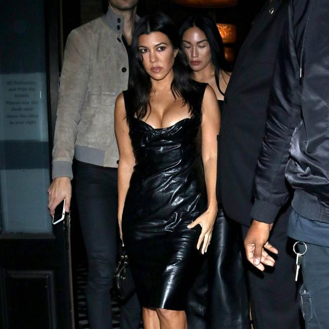 Kourtney Kardashian gives Younes Bendjima 'another chance'