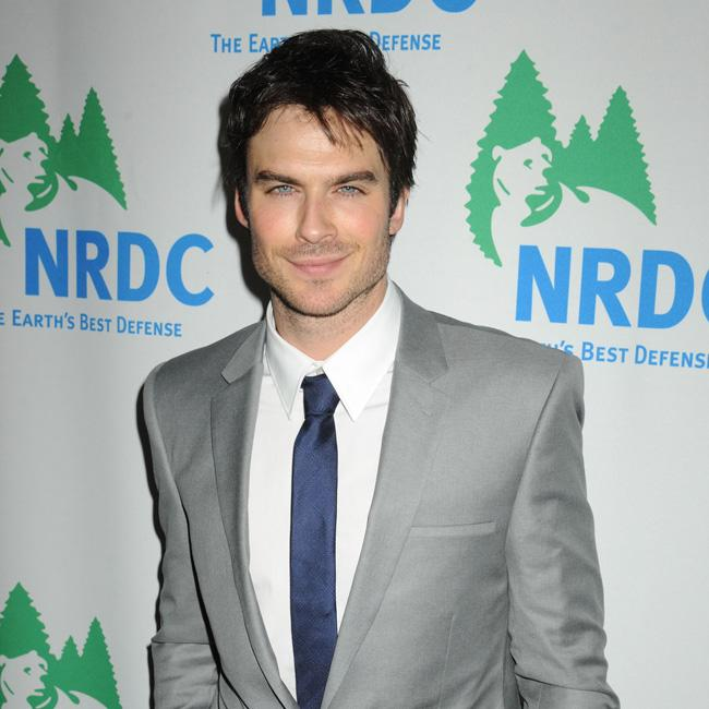 Ian Somerhalder: Parents are superheroes