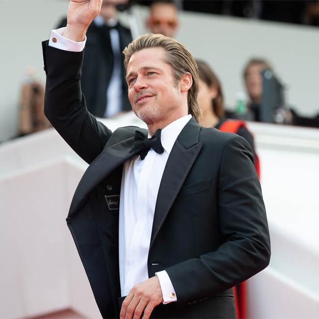 Brad Pitt feels more 'moved'