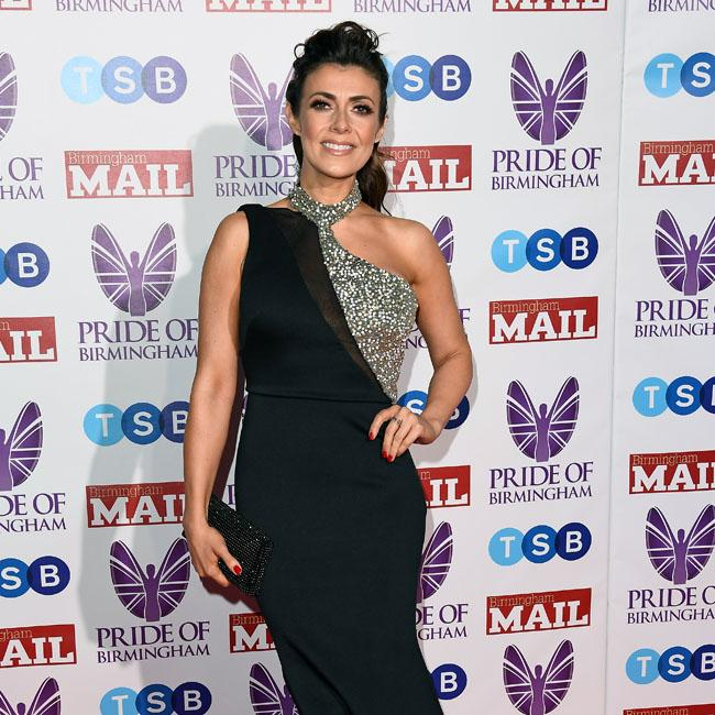 Kym Marsh holds hands with Alison King 'all the time'