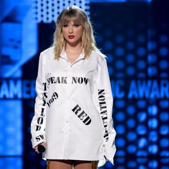 Taylor Swift confirmed to headline BST Hyde Park 2020