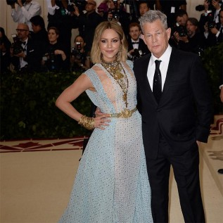 David Foster thinks wife Katharine is the 'whole package'
