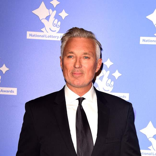 Martin Kemp thanks James Haskell for supporting son Roman in the jungle