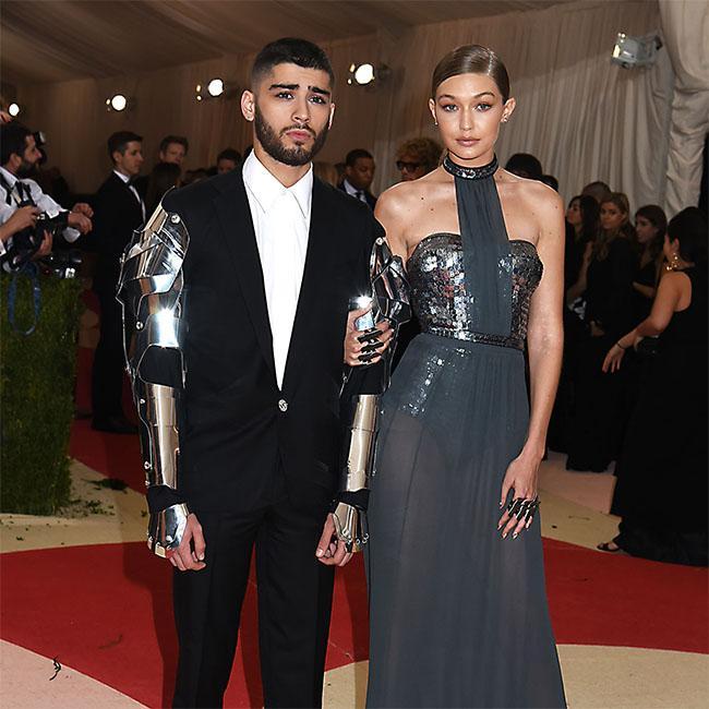 Gigi Hadid and Zayn Malik spark rumours of reunion