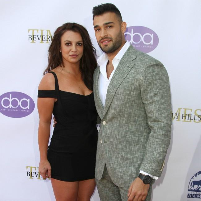 Britney Spears and Sam Asghari 'very happy' together