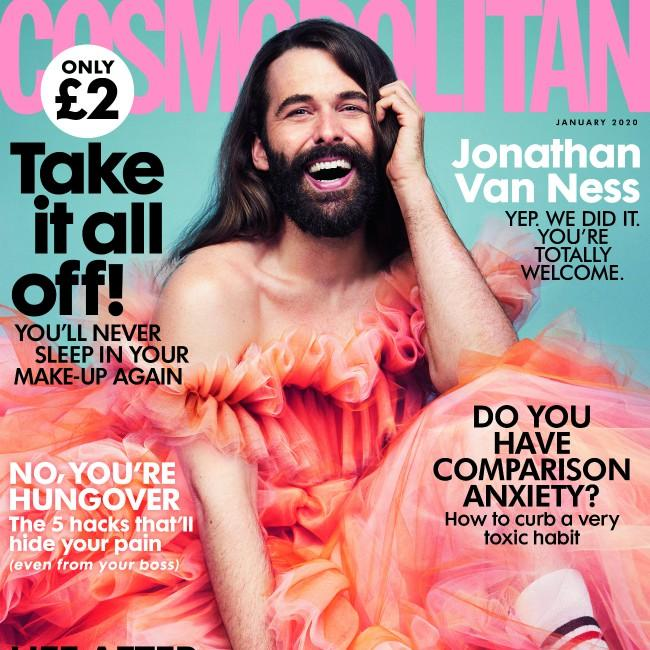 Jonathan Van Ness wants to end HIV stigma
