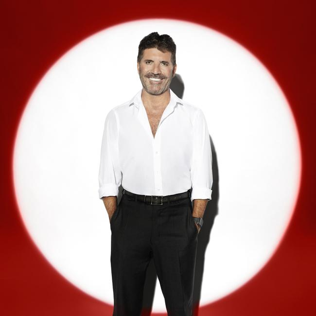 Simon Cowell confirms new 5-year deal with ITV
