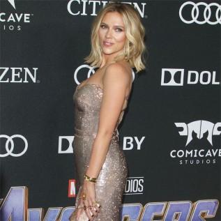 Scarlett Johansson congratulated by Chris Evans for Black Widow film