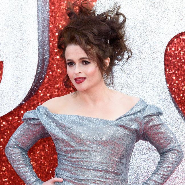 Helena Bonham Carter says royal sleepovers are a 'thrill'