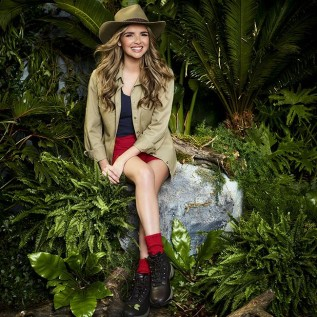 Caitlyn Jenner and Nadine Coyle get I'm A Celebrity… Get Me Out of Here! axe
