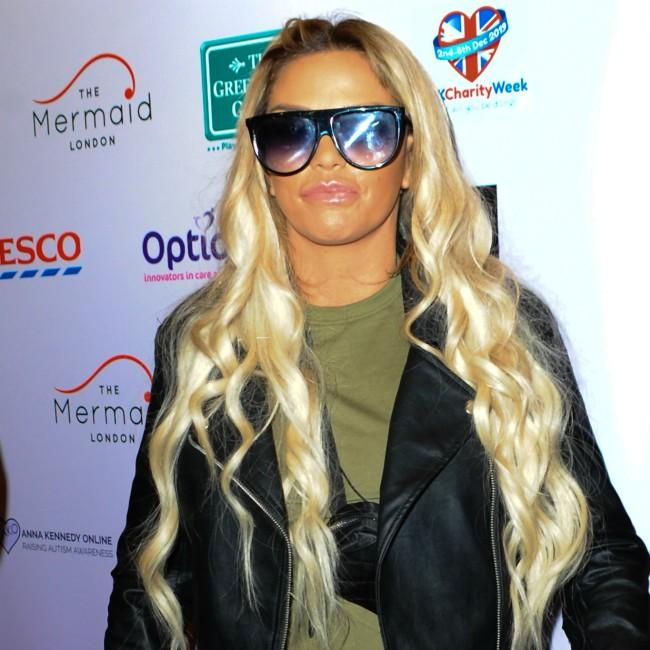 Katie Price's driving ban reduced to 18 months