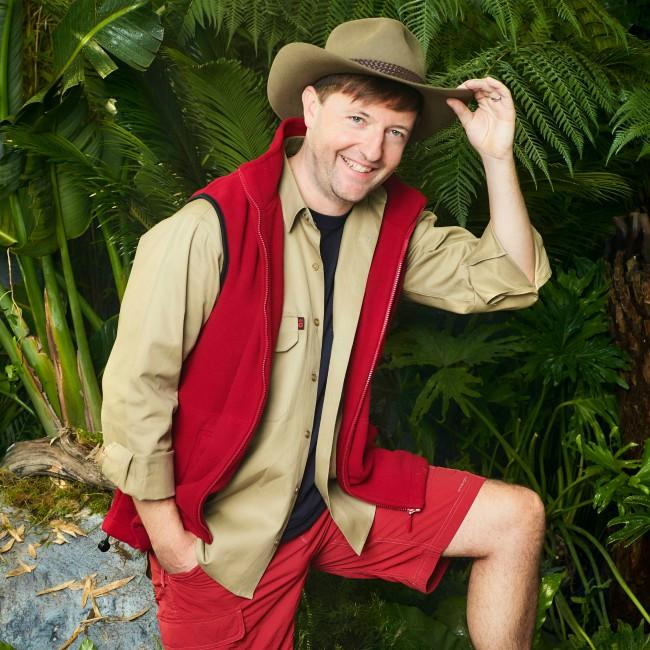 Andrew Maxwell opens up on I'm A Celebrity boredom