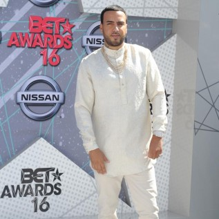 French Montana out of hospital