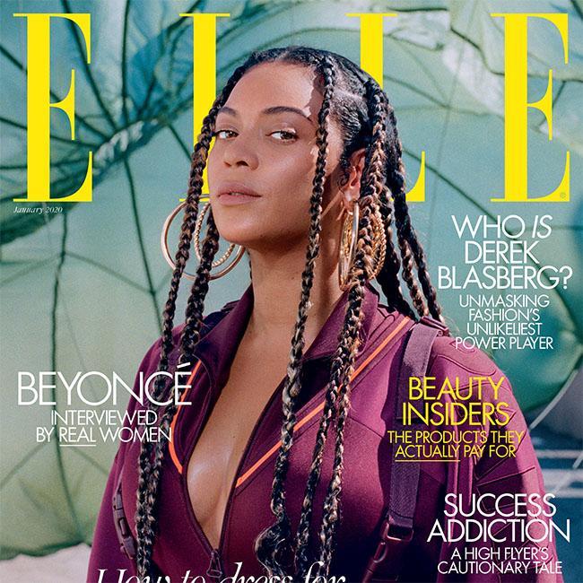 Beyoncé's stressful balance