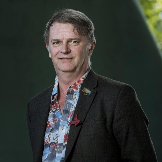 Paul Merton happy with Have I Got New For You election special